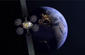 Nová platforma pro telekomunikační družice