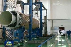 Stavba rakety Kchuaj-čou 11