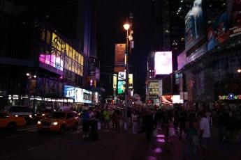 Ein Kurztrip nach New York