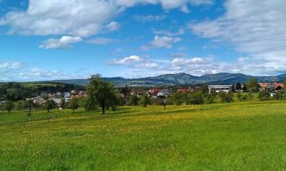 Kurzurlaub im Dreiländereck