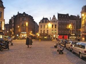Drei Tage in Brüssel