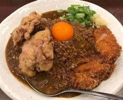 チキンカツ&唐揚げ台湾カレー
