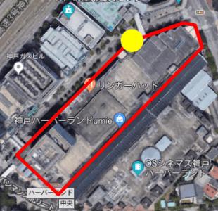 umie地下駐車場(ノースモール)02