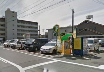 リパーク桜山駅南の入口