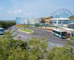 長島温泉(長島スパーランド)のバス停