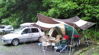 トヨタ・ラウム・キャンプ