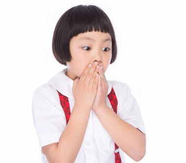 子供の口が臭いのは病気のせい?