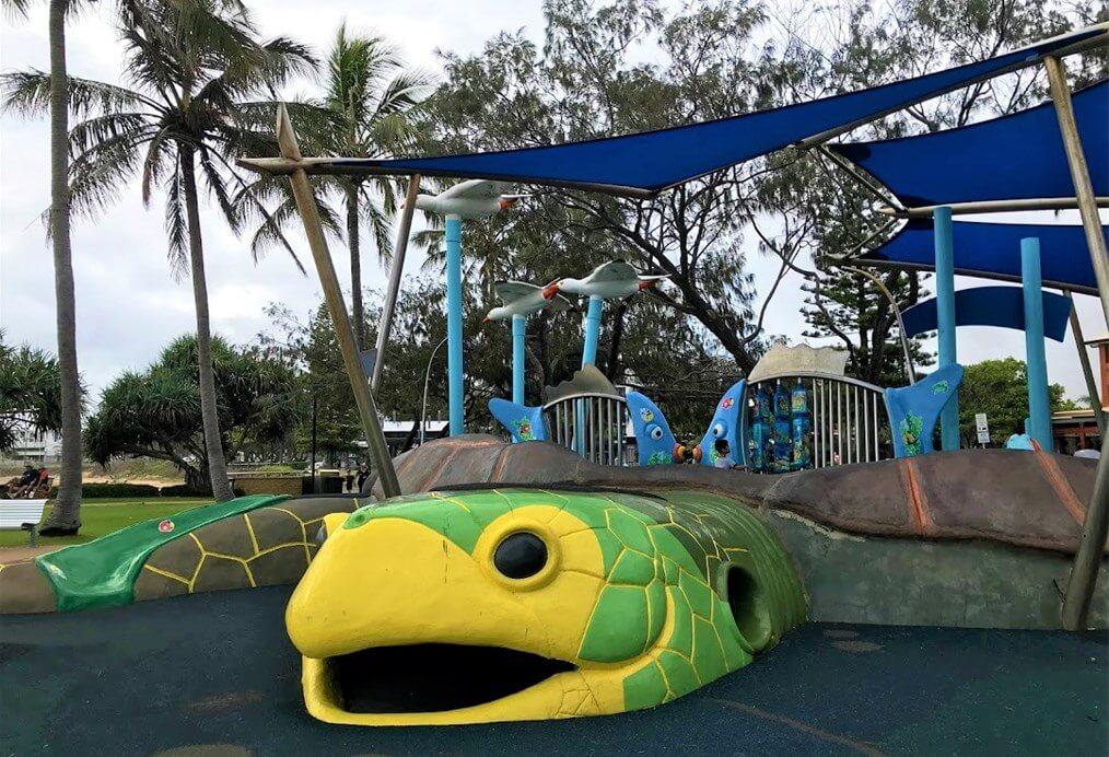 Bargara Esplanade Turtle Parkの写真