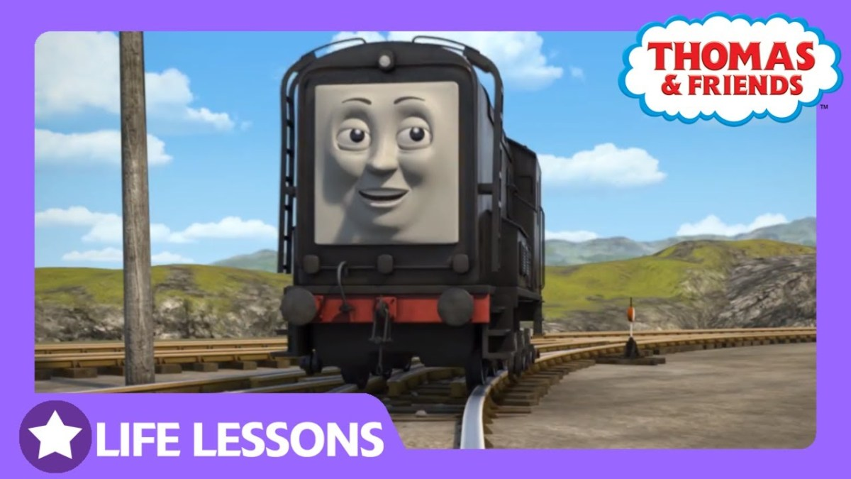 Admitting Your Mistakes | Life Lesson | Thomas & Friends − 子育て・育児支援 総合情報局 - WIKI
