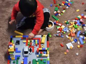 子供 室内遊び ブロック