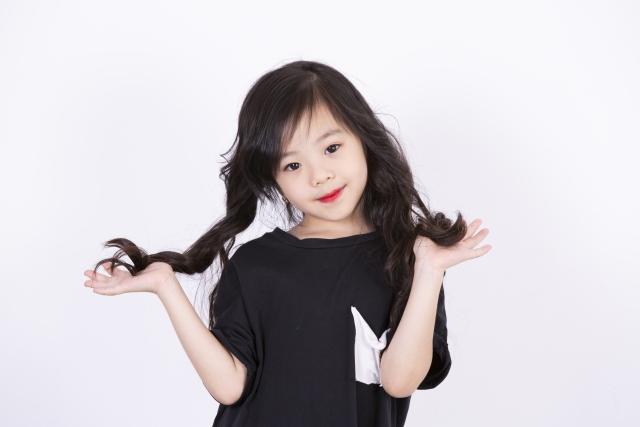 女の子 髪型 アピール