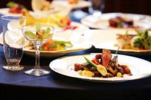 レストラン フルコース