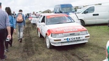 Rally Spec Hachiroku