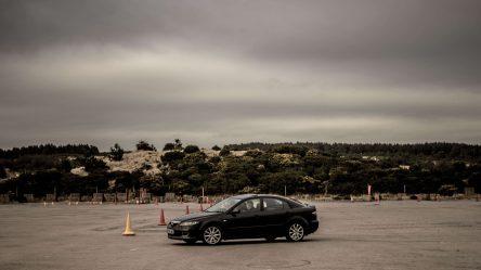 Under 17 Car Club Scenic View Mazda 6 Bovington