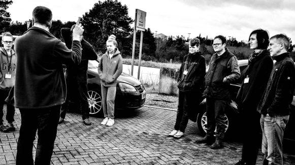 Under 17 Car Club Briefing GB