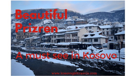 Beautiful Prizren