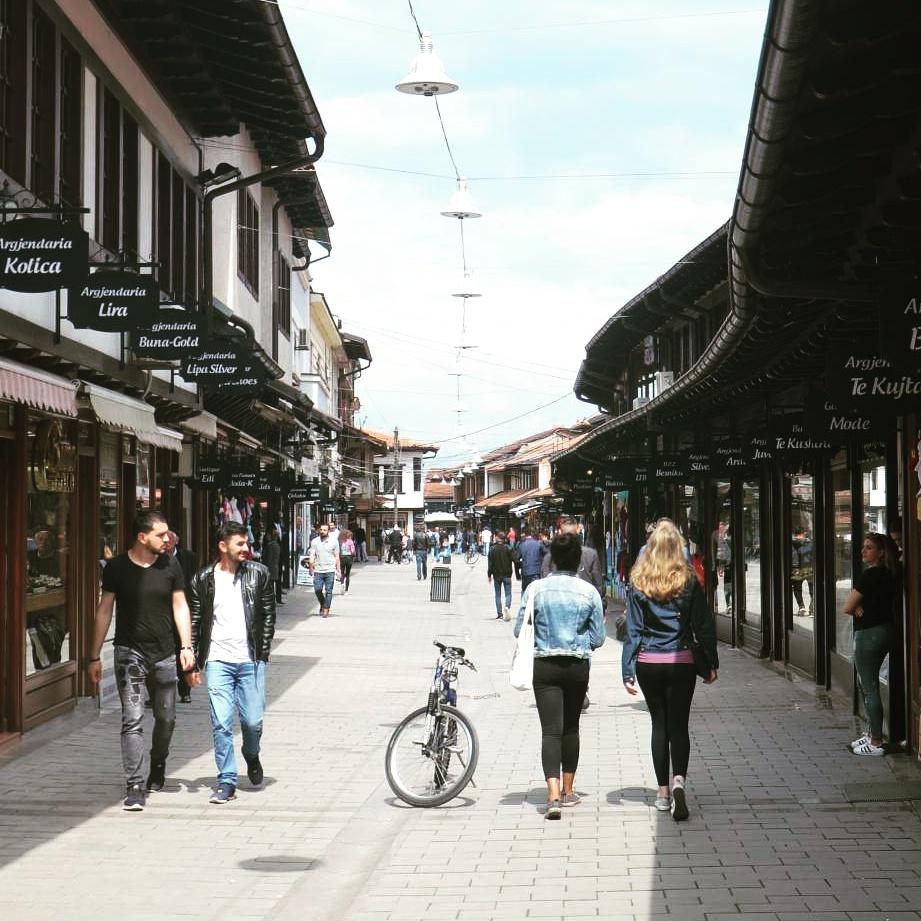 Kosovo coffee culture