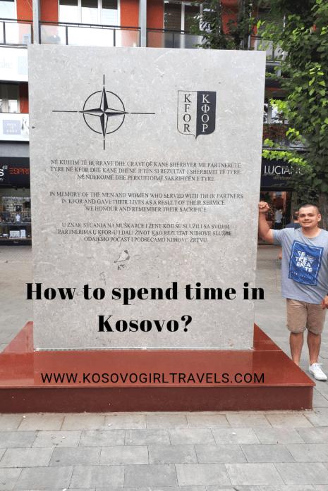 time in Kosovo