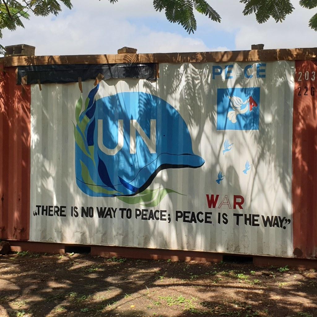 UNV; UNMISS; Juba; South Sudan