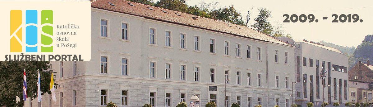 Katolička osnova škola u Požegi