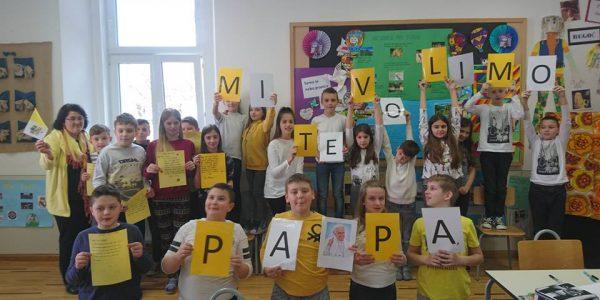 Obilježili Papin dan