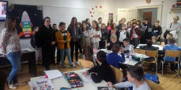 Učenici iz Osijeka posjetili Školu