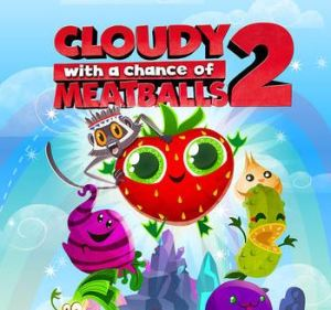 Cloudy with a Chance of Meatballs 2: Foodimal Frenzy