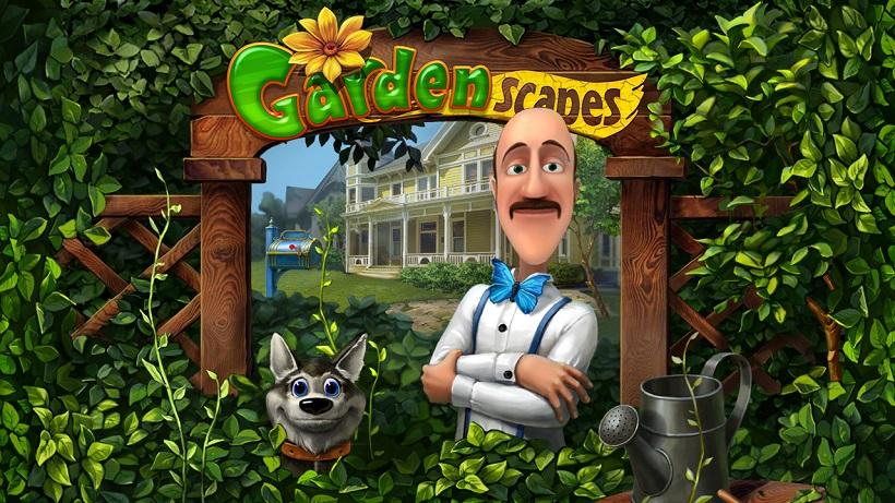 Gardenscapes weckt Frühlingsgefühle
