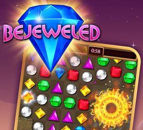 Bejeweled mit Poker Modus