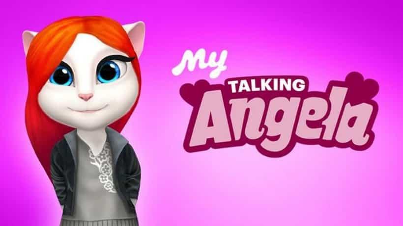 Meine Talking Angela