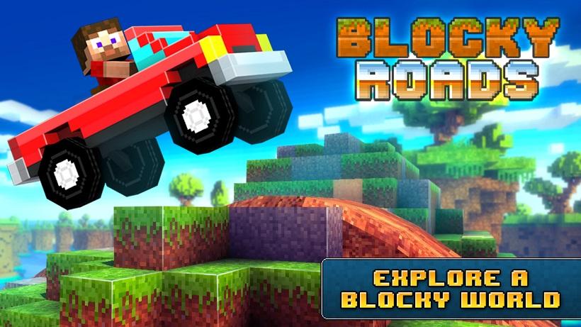 Blocky Roads
