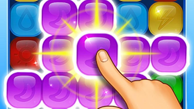 KlickPop Puzzle Panic