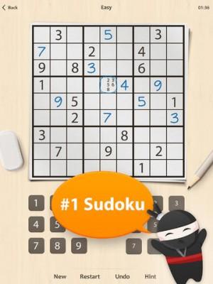 Sudoku kostenlos spielen