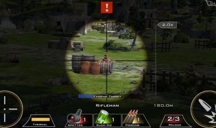 verdeckte Spiel-App