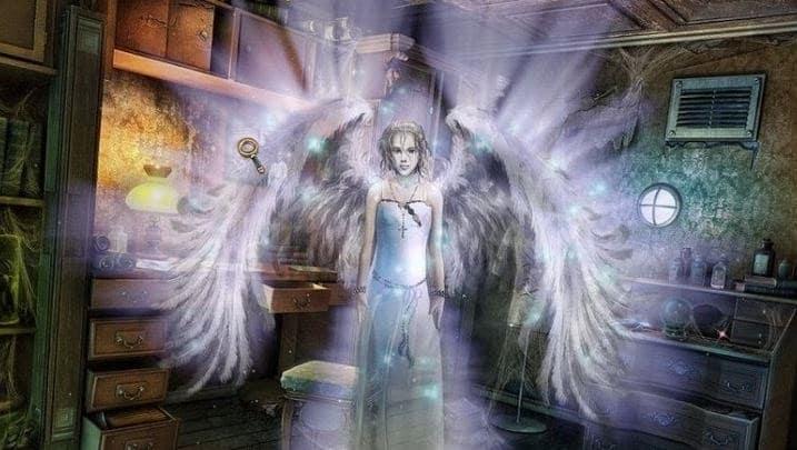 Sacra Terra Engel der Nacht