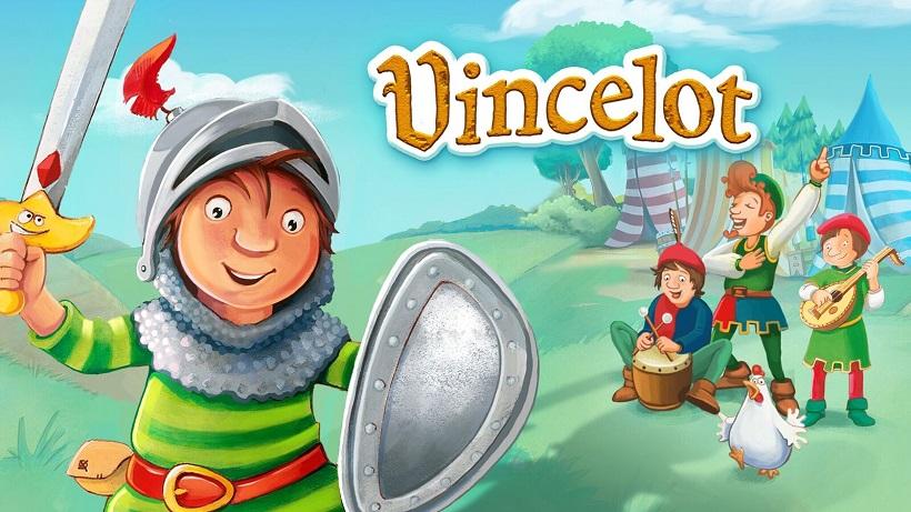Vincelot Ein interaktives Ritter-Abenteuer