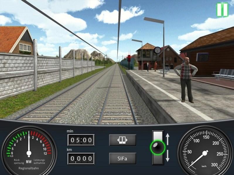 DB Zug Simulator mit Gewinnspiel. Hier kostenlos spielen