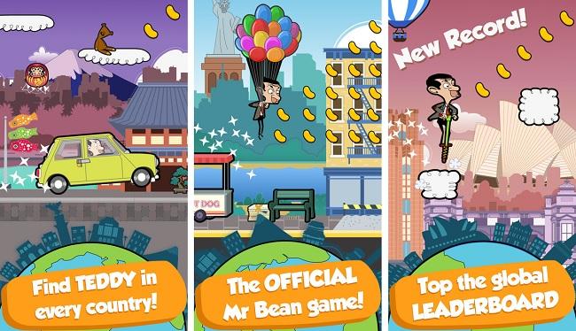Mr Bean Around the World