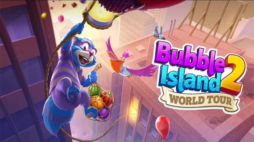 Bubble Island 2 World Tour