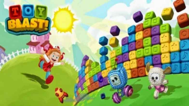 Toy Blast On Facebook : Toy blast ist ein knalliges match puzzle kostenlose