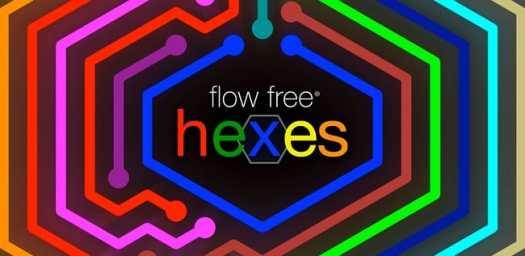 Flow Free Hexes