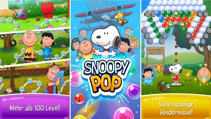 Snoopy Pop muss jeder Peanuts-Fan laden!