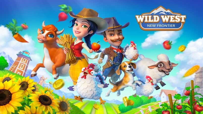 Wild West: New Frontier ist so gut wie Hay Day & Co.