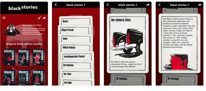 Black Stories Beispiele Und Lösungen Kostenlos