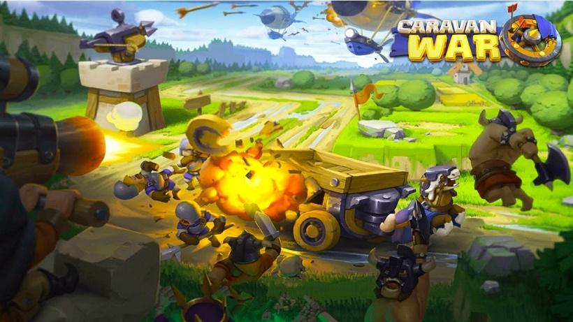Caravan War