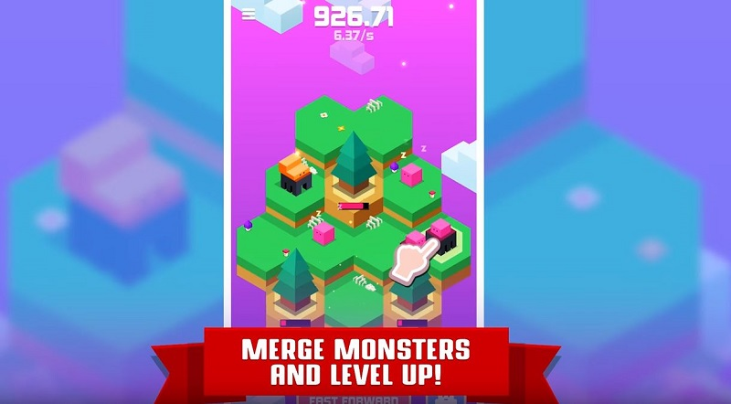 Monster Merge