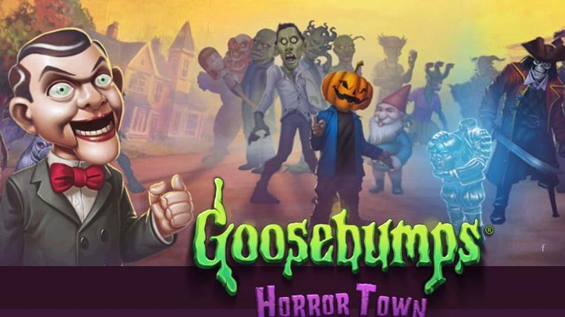 Goosebumps Horror Town