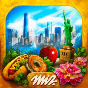 Wimmelbild New York
