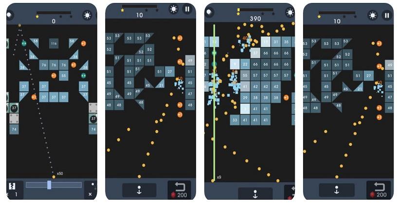 Kostenlos spielen: Bricks n Balls | Kostenlose Spiele-Apps