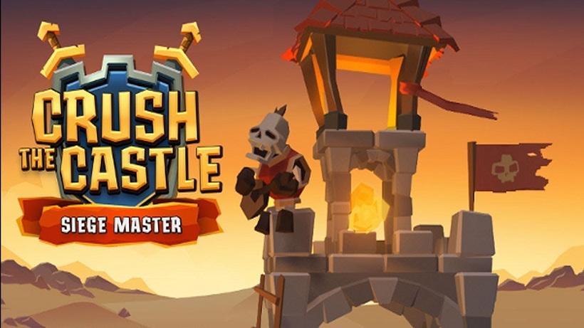 Crush the Castle Siege Master